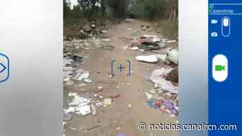 El Cazanoticias: cantidades de basuras en las calles de Chinú, Córdoba - Canal RCN