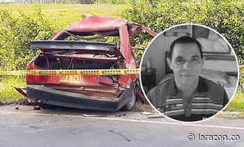 Identifican a víctima fatal de accidente en la vía Sahagún – Chinú - LA RAZÓN.CO