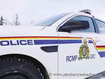 Spike in crime in area, Pincher Creek RCMP say - Pincher Creek Echo