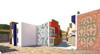 Cantagallo: así será el nuevo conjunto habitacional de la comunidad Shipibo-Konibo - El Comercio - Perú