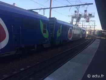 Un train en panne à Montgeron entraîne une série de ralentissements sur le RER D - actu.fr