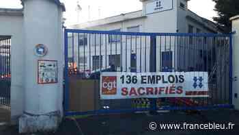 Conflit Luxfer: les salariés occupent l'usine depuis ce lundi à Gerzat - France Bleu