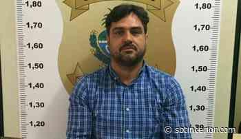 Empresário que atropelou comerciante em Buritama é preso em Goiás - SBT Interior