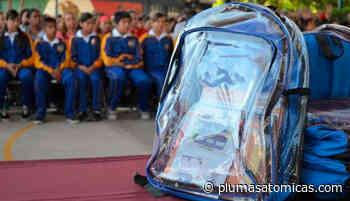 Proponen uso de mochilas transparentes en escuela de Torreón - Plumas Atómicas