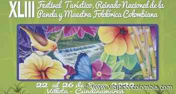 Festival Turístico y Reinado Nacional de la Panela 2020 en Villeta, Cundinamarca - Ferias y fiestas de Colombia - Viajar por Colombia