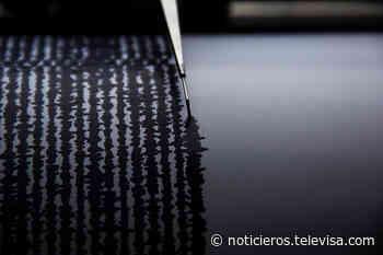 Sismo de 4.8 se registra en San Felipe, Baja California - Noticieros Televisa