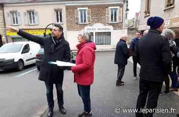 Yvelines : à Beynes, les agents font faire un tour de la ville aux candidats aux municipales - Le Parisien