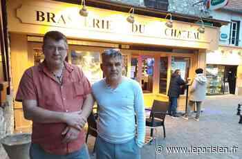 Yvelines : la serveuse lance une cagnotte pour sauver la brasserie de Beynes - Le Parisien