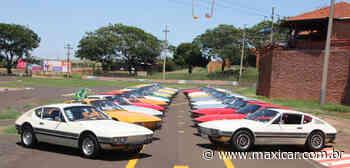 V Encontro Internacional VW SP2 em Barra Bonita, SP - Portal Maxicar de Veículos Antigos