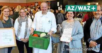 Klimafreundliches Essen - Gemüse statt Fleisch: Mensa der IGS Sassenburg erhält Auszeichnung - Wolfsburger Allgemeine