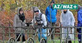 Geschichte der Gemeinde - Wo stand die Sassenburg? Archäologen gehen auf Spurensuche - Wolfsburger Allgemeine