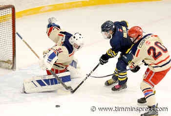 Ice Hawks overpower Gold Kings - Timmins Press