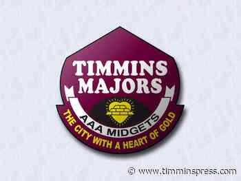 Flyers blank Majors in Kap - Timmins Press