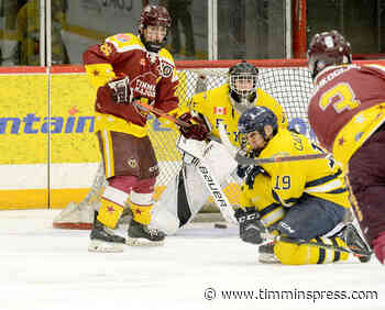 Flyers double up Majors - Timmins Press