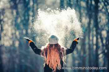 Timmins, Kapuskasing see heavy snowfall on Thursday - TimminsToday