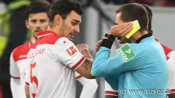 """Kaan Ayhan hat genug von der Handspielregel: """"Oh Leute..."""" - kicker - kicker"""