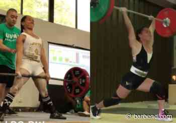 Interview: Stacia-Al Mahoe Talks Competing In Both Weightlifting and Powerlifting - BarBend