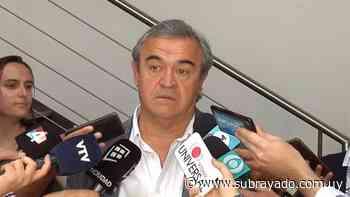 Lacalle se reunió con Larrañaga y Enciso para sumarlos a su gobierno - Subrayado.com.uy