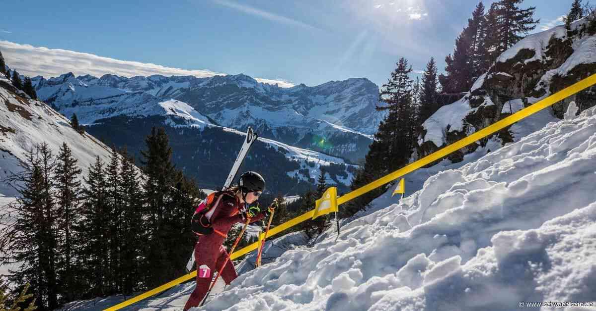 Nach nur einem Jahr Training: Skibergsteigerin Sophia Wessling bei Jugend-Olympia erfolgreich - Schwäbische