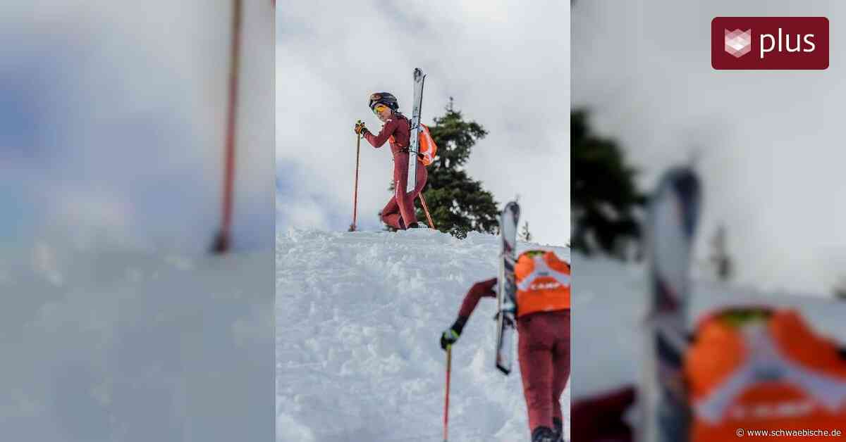 Lindauer Skibergsteigerin Sophia Wessling für Olympische Winterjugendspiele nominiert - Schwäbische