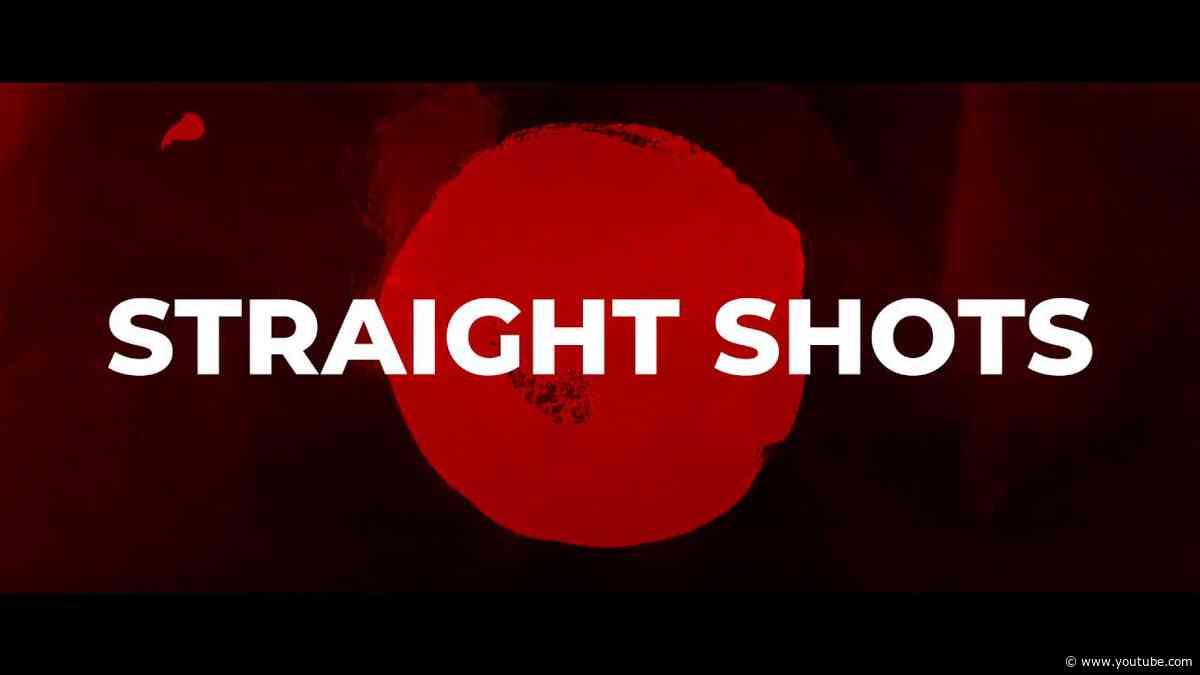 Showtek x Linka x Mondello 'G - Straight Shots feat. GC (Gate Citizens)(Official Lyric Video)