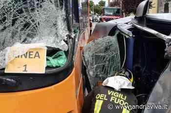 Incidente a Canosa di Puglia, conducente della Panda trasportata in codice rosso ad Andria - AndriaViva