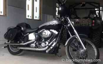 Motorcycle stolen Tuesday in Lambton Shores - BlackburnNews.com