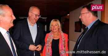 Neujahrsempfang in Dautphetal: Ministerin Sinemus spricht über Digitalisierung - Mittelhessen