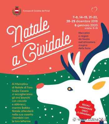 Natale a Cividale del Friuli. Il programa fino al 6 gennaio - Udine20