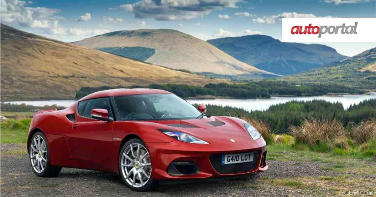 Lotus apresenta uma nova versão do Evora - AutoPortal