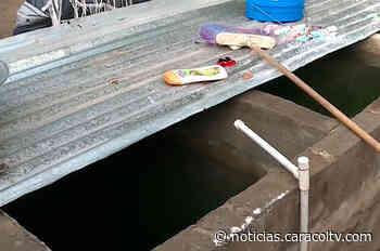 Daño en tanque elevado tiene sin agua a 800 familias en Caracolí, Atlántico - Noticias Caracol