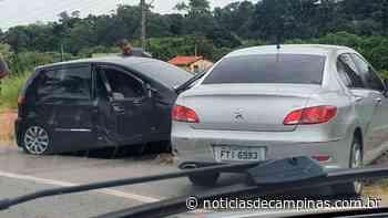 Ladrões são baleados pela PM após roubarem loja em Jarinu - Notícias de Campinas