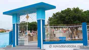 Prefeitura de Jarinu convoca concessionários de terrenos no Cemitério Municipal - Novo Dia Notícias
