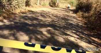 Policía reporta homicidio de un agricultor en Anamorós, La Unión - Diario Digital Cronio de El Salvador