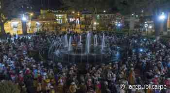 Arequipa: En Chivay realizaron gran Wititeada por festividad de la Inmaculada Concepción - LaRepública.pe