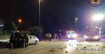 20.46 / Incidente ad Azzano Decimo, tre persone coinvolte - Il Friuli