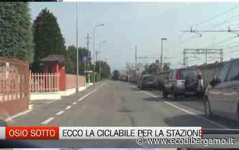 Si estende la rete delle piste ciclabili di Osio sotto. E la prossima estate si andrà in bici a Verdellino - L'Eco di Bergamo