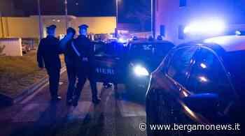 Osio Sotto, presunto rapinatore seriale arrestato dopo un lungo inseguimento - BergamoNews.it