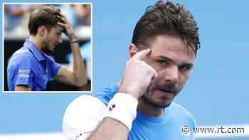 Australian Open 2020: Stanislas Wawrinka battles back to eliminate Daniil Medvedev in five-set epic (VIDEO) - RT