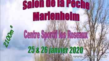 Le salon de la pêche de Marlenheim - Die Fischereimesse von Marlenheim - France Bleu