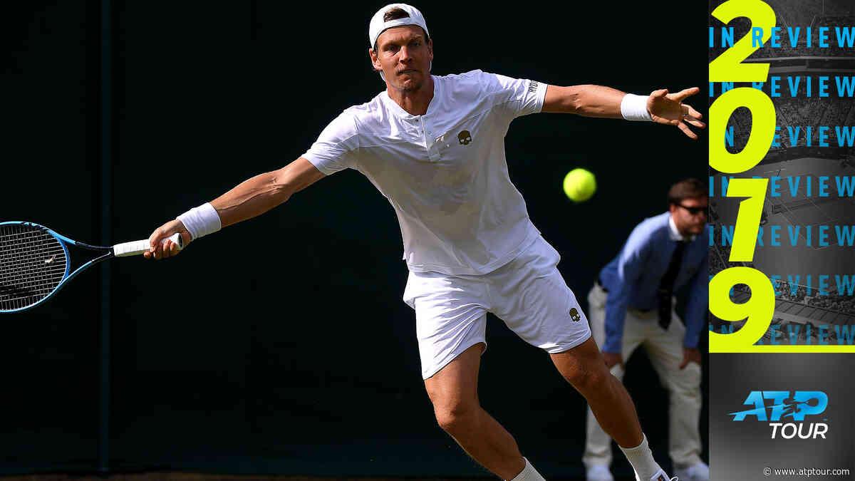 Best Of 2019: Player Retirements (Part Two) - Tomas Berdych, Janko Tipsarevic, Victor Estrella Burgos, Marcin Matkowski - ATP Tour