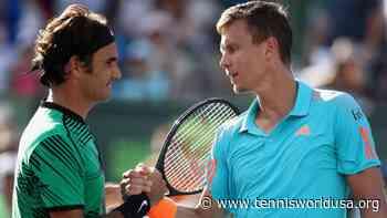 Tomas Berdych: 'I beat Federer, Djokovic, Nadal and Murray at least twice' - Tennis World USA