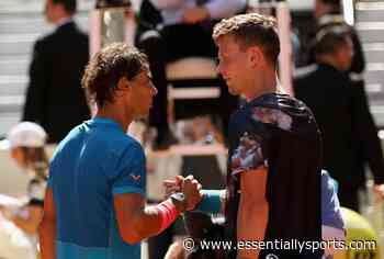 Tomas Berdych Opens Up on Controversy with Rafael Nadal - Essentially Sports