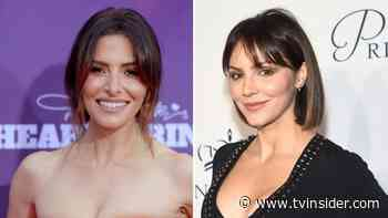 TV News Roundup: Sarah Shahi & Katharine McPhee on Netflix, 'SNL's Cecily Strong Heads to Apple - TVInsider