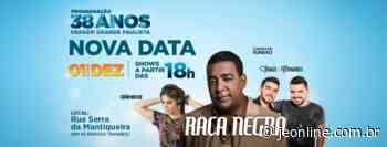 Shows de aniversário de Vargem Grande Paulista acontecem neste domingo - Jornal da Economia