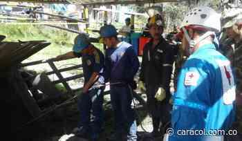 Joven minero murió dentro de un socavón en Chivatá, Boyacá - Caracol Radio