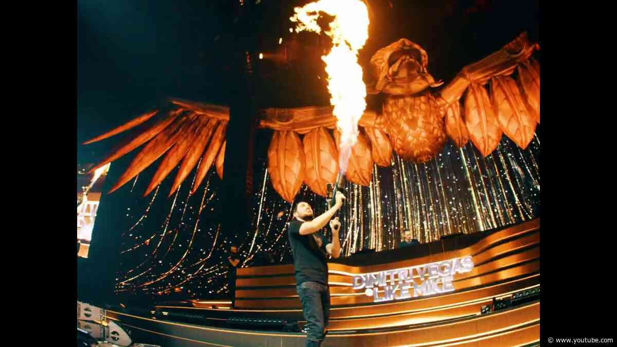 Dimitri Vegas & Like Mike presents Garden Of Madness together with Tomorrowland 2019 RECAP