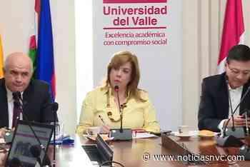 Gobernadora anuncia recursos y nuevo convenio para el INTEP de Roldanillo - Noticias NVC