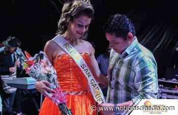 Tradicionales fiestas de San Gabriel ya tienen Reina en Viotá,... - Noticias Día a Día