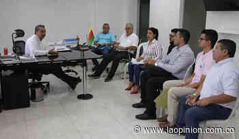 Lista la comisión para el empalme en Villa del Rosario - La Opinión Cúcuta